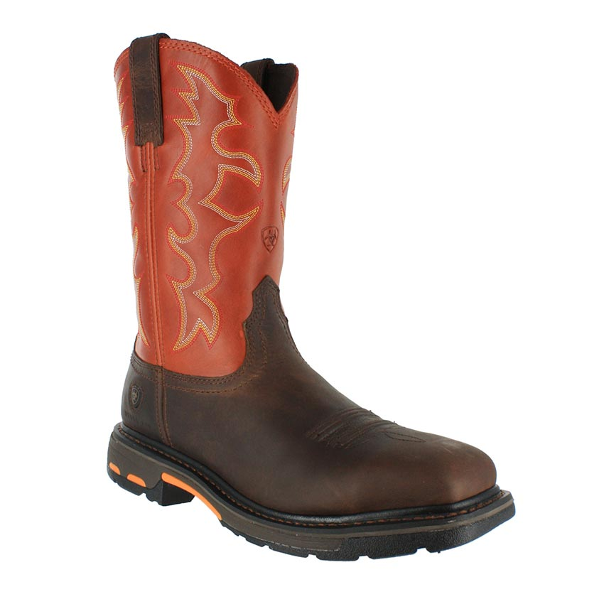 ARIAT WORKHOG SQUARE TOE ST