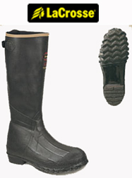 Burly Trac-Lite 800G Hunting Boots