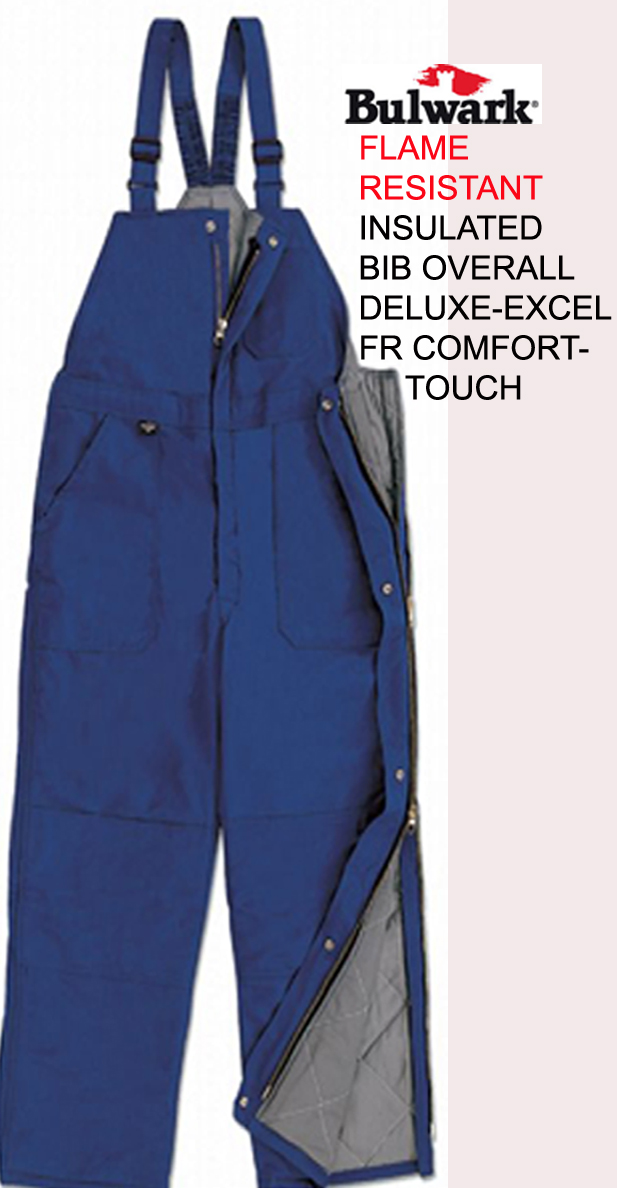 FR ComforTouch DELUXE INSULATED OVERALLS