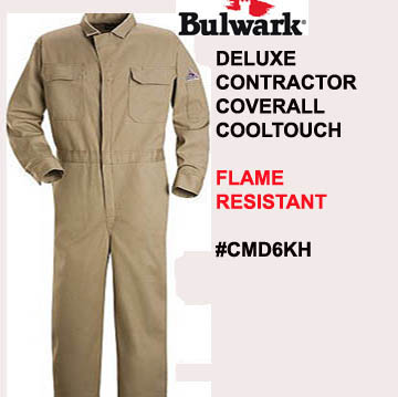 Cool Touch 2 Deluxe Contractor Coveralls