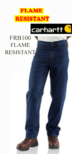 Flame-Resistant Relaxed Fit Jean - Straight Leg