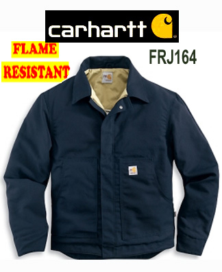 Flame-Resistant Canvas Dearborn Jacket