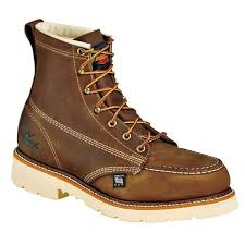 "6"" Steel Toe Lace Up"