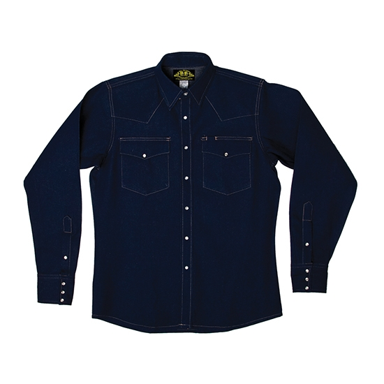 DENIM WELDING SHIRT